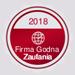 Medal Firma Godna Zaufania 2018